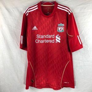 BNWT-100% Authentic Adidas Liverpool SoccerJersey